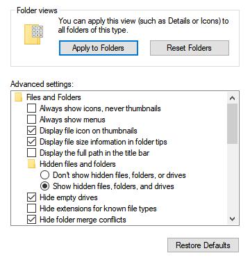 File explorer view file/folder properties-folder-options.png