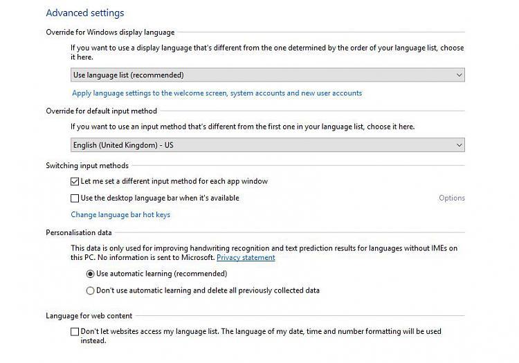 Click image for larger version.  Name:Set Up Languages.JPG Views:1 Size:74.1 KB ID:163906