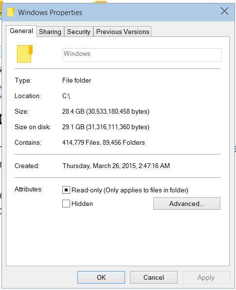 Click image for larger version.  Name:Windows Folder.JPG Views:90 Size:39.2 KB ID:16866
