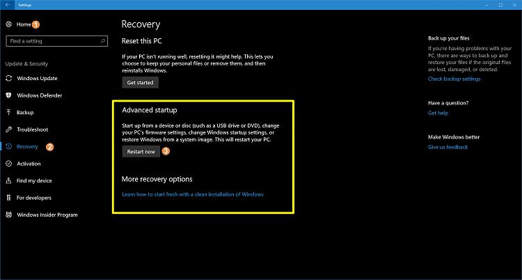 Safe Mode ? - Windows 10 Forums