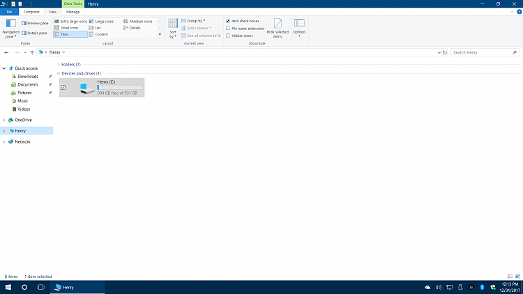 Magic folders in Quick Access.-before.png