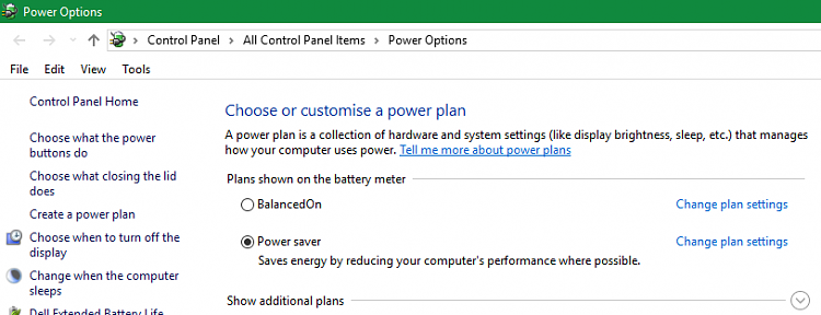 Power plans dissappeared after latest big update Solved - Windows 10