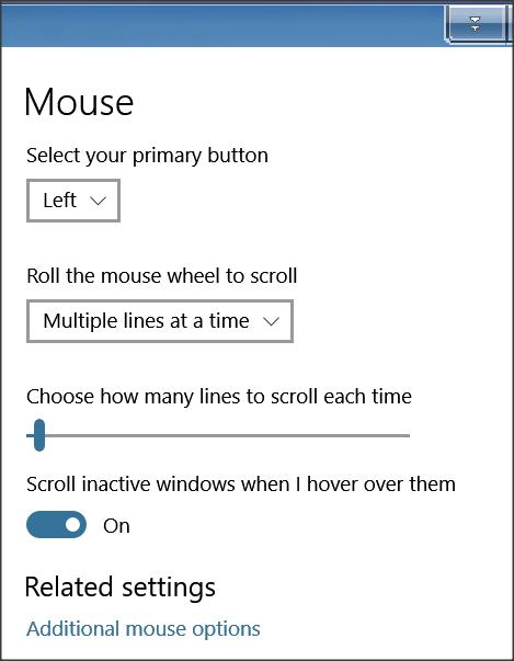 How can i enable Chrome like Smooth scrolling in Windows