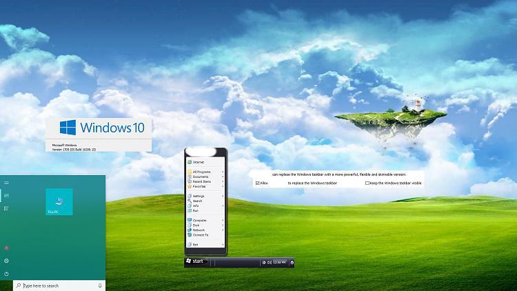 Click image for larger version.  Name:replace windows 10 taskbar.jpg Views:7 Size:227.9 KB ID:173006