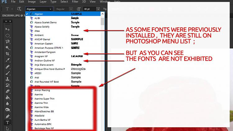 not all fonts installed on the system (C:\Windows\Fonts)  are shown-fonts_not_shown_photoshop.jpg
