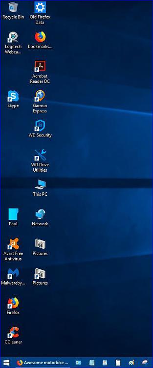 Click image for larger version.  Name:Empty Desktop .JPG Views:3 Size:45.9 KB ID:174237