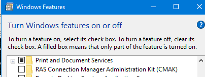 Cannot remove a folder - Windows 10 Forums