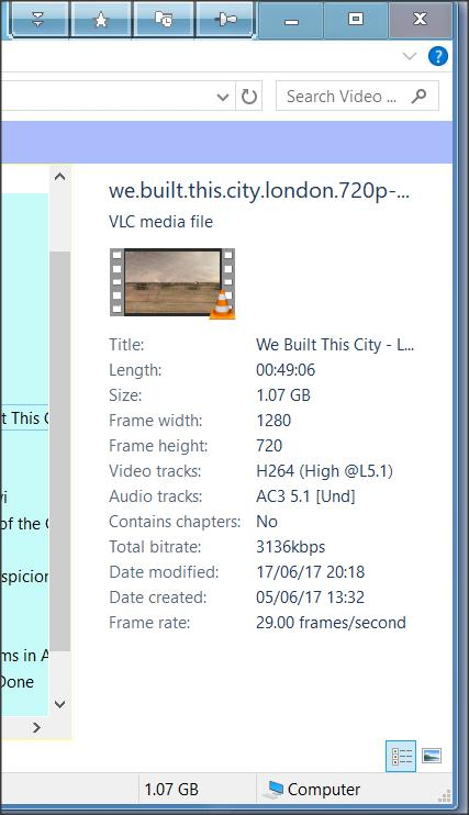 How do I edit the metadata of mp4, avi and mkv files