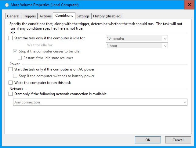 how to use windows task scheduler windows 10