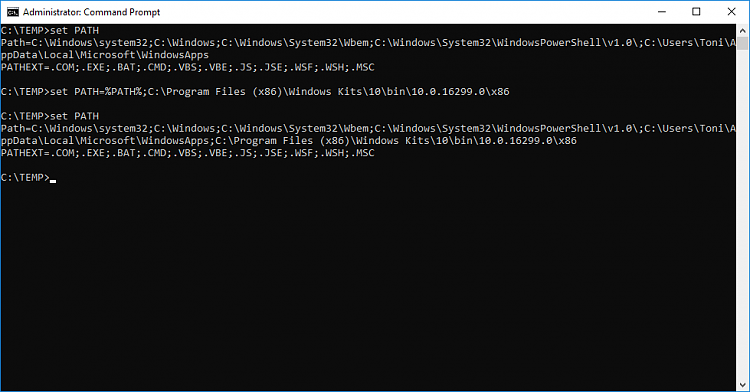 How to sign Powershell profile w/ self-signed certificate? Solved