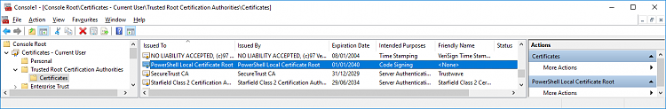 How to sign Powershell profile w/ self-signed certificate?-createcert017.png