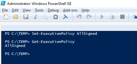 How to sign Powershell profile w/ self-signed certificate?-createcert023.png