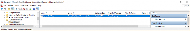 How to sign Powershell profile w/ self-signed certificate?-createcert030.png