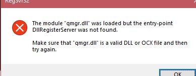 Have 4 .dll files with problems - Windows 10 Forums