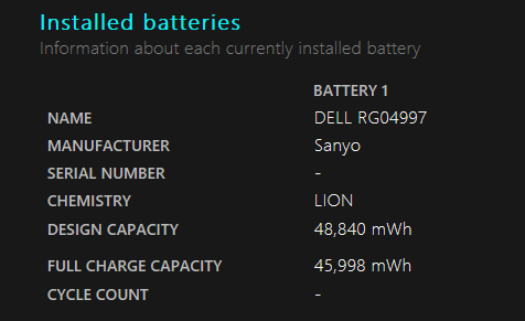 Click image for larger version.  Name:Battery capacity.PNG Views:15 Size:15.6 KB ID:193856