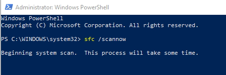 Click image for larger version.  Name:powershell....sfc.jpg Views:30 Size:44.4 KB ID:197937