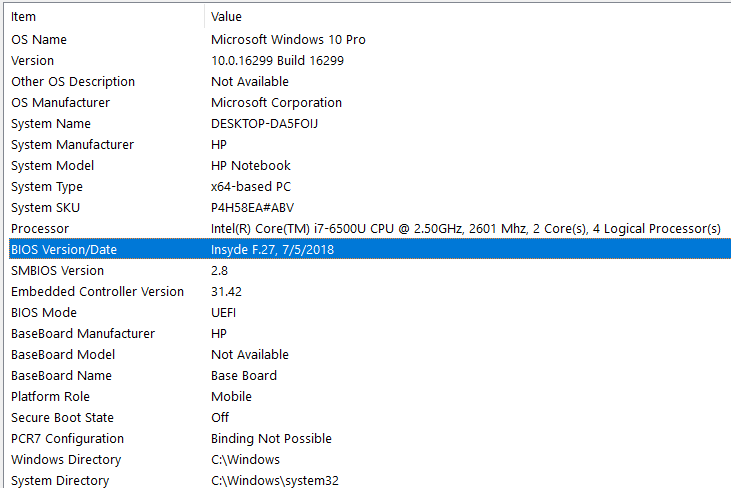 Windows stuck in bootloader when caddy is installed - Page 4
