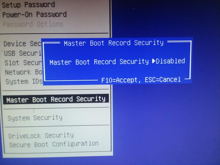 Windows 10 Won't Boot UP: Just Loads A Black Grub Screen with a