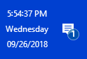Windows says 1 notification for me ... but there are none-x1.png
