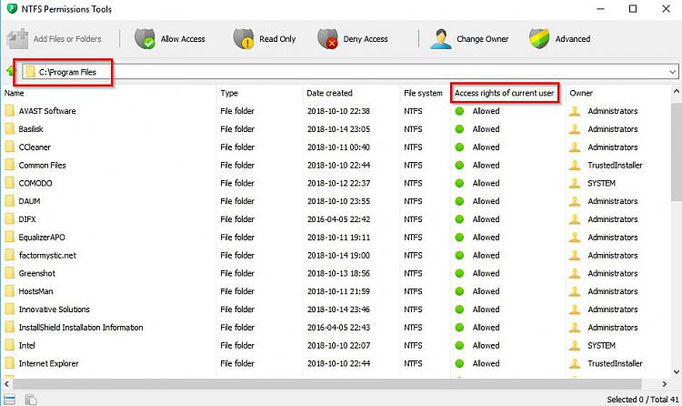 How to get full permissions for C drive folders?-ntfs-permissions-tools.jpg