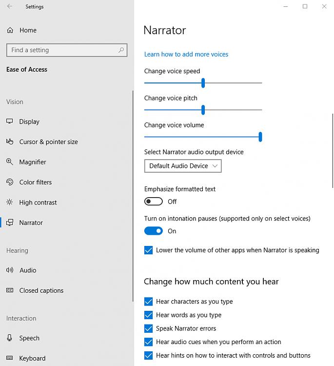 Narrator voice randomly speaking on Windows 10-narrator-1.png