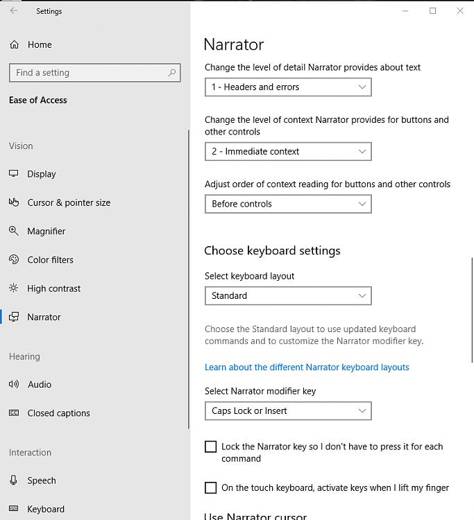 Narrator voice randomly speaking on Windows 10-narrator-2.png