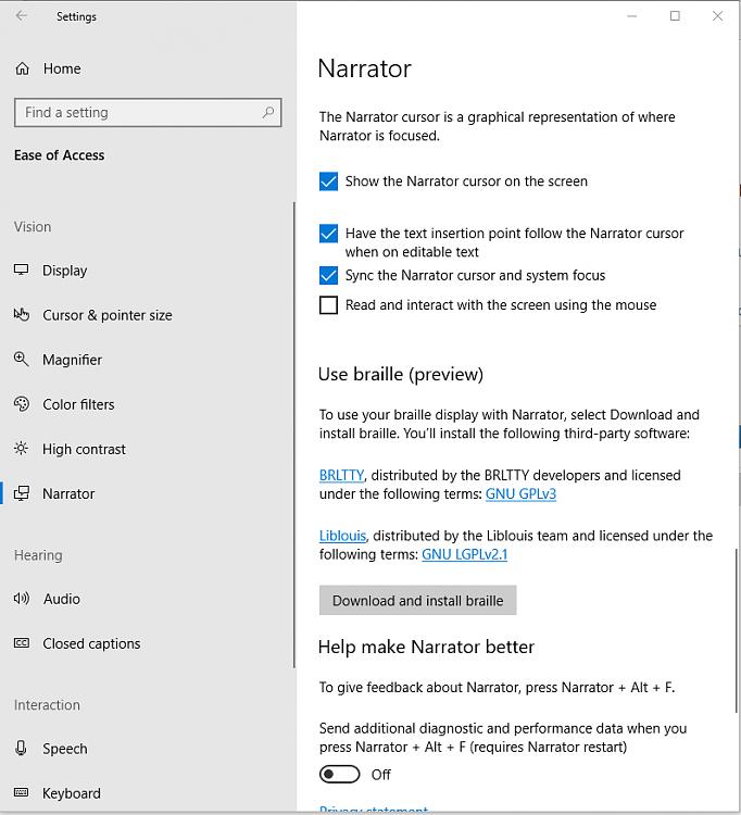 Narrator voice randomly speaking on Windows 10-narrator-3.png