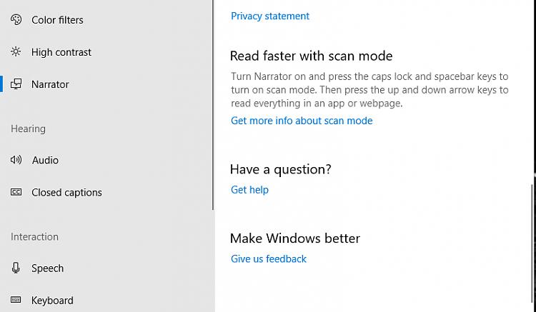 Narrator voice randomly speaking on Windows 10-narrator-4.png