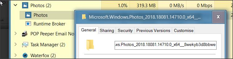 """Why does Windows """"Photo service"""" run when I'm away from my computer?-1.jpg"""