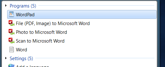 windows search priority - Windows 10 Forums
