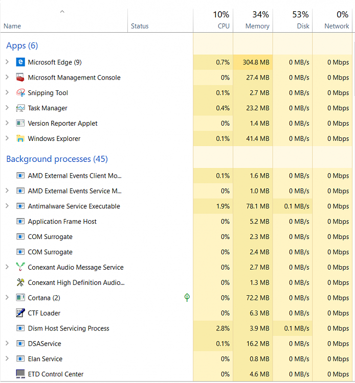 Laptop suddenly sluggish, WinUpdate failures. 800MHz all the time.-capture.png
