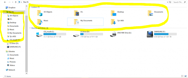 Folders are doubled and go to wrong location-capture123.png