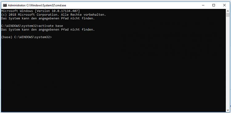 CMD-Terminal starts with