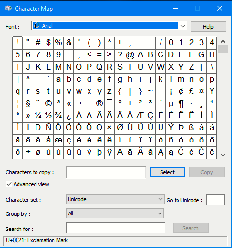 How to set GBP symbol when using australian keyboard?-image.png
