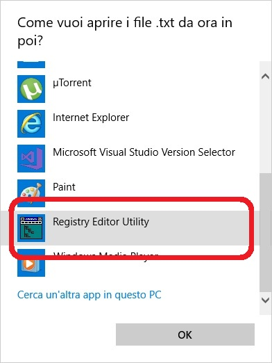 """Remove """"Other Options"""" entry from """"Open With"""" program list-test.jpg"""