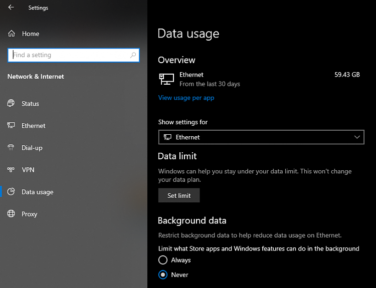 Does Windows 10 use more data than Windows 7? Solved