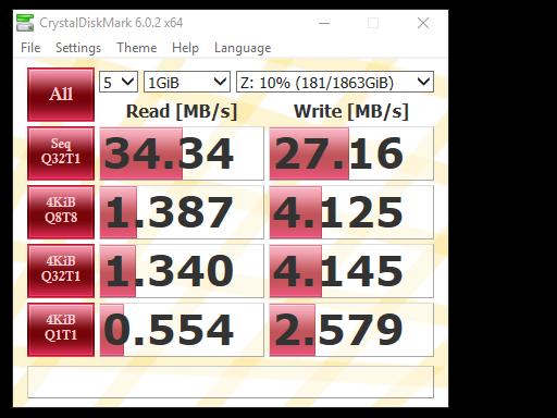Data transfer speeds - Windows 10 Forums