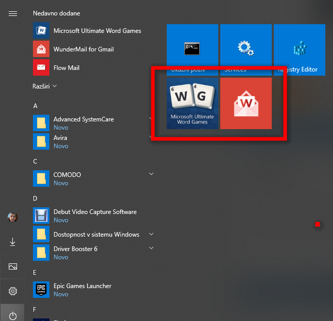 Start Menu Corrupted - ms-resource:appDisplayName Solved - Page 3
