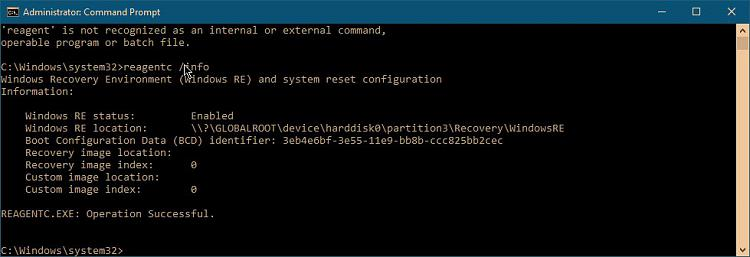 how to reset win 10 in safe mode
