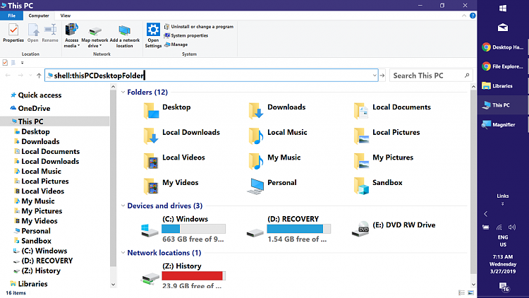 Desktop Has Nothing But 2 shortcuts,My PC,Recycle Bin and User-image.png