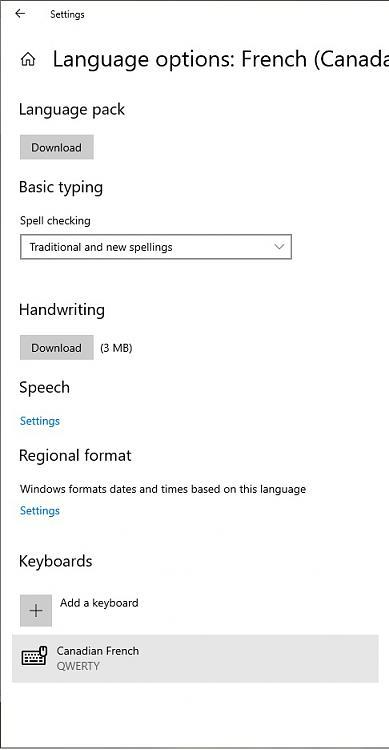 Windows 10 keyboard language keeps changing - Windows 10 Forums
