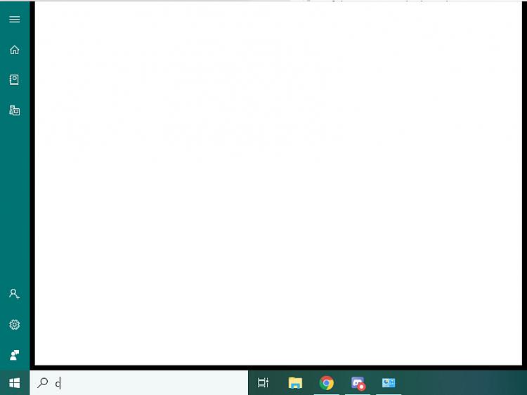 windows 10 start menu not working solved
