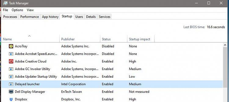 INTEL Run Amuck! in Task Manager Solved - Windows 10 Forums