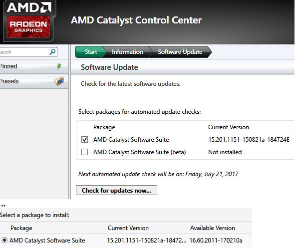 Click image for larger version.  Name:AMD Catalyst Control Center.JPG Views:119 Size:55.1 KB ID:240176