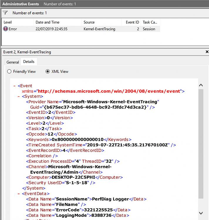 Click image for larger version.  Name:Kernel EventTracing Event ID 2.jpg Views:2 Size:490.2 KB ID:241011