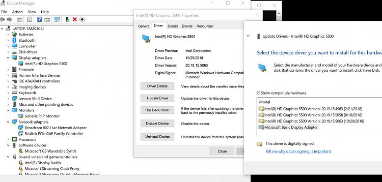Black screen with cursor after login. Screen works fine in safe mode-safe-mode.png