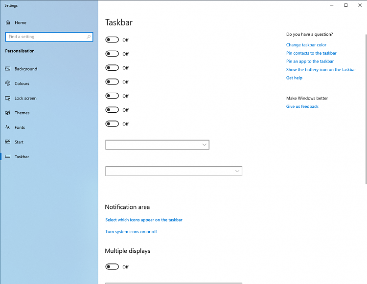 """Windows """"settings"""" not displaying properly. Close on System. Can't use-windows-update-error-2.png"""