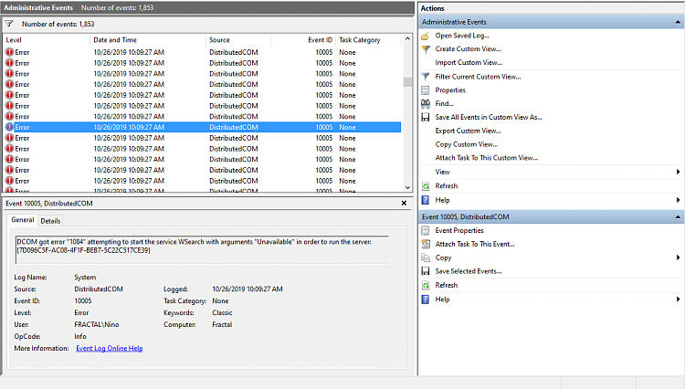 Local Launch permission for the COM Server application with CLSID-event4.png