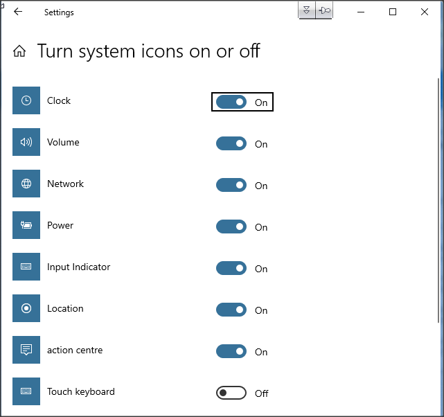 Disable Windows 10 System tray icon permanently !?-1.png