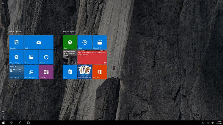 Click image for larger version.  Name:windows 10 start screen.jpg Views:17 Size:724.4 KB ID:25997